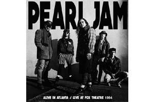Pearl Jam - Alive in Atlanta (2LPs)