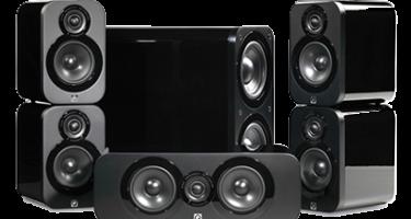Q Acoustics 3000 5.1