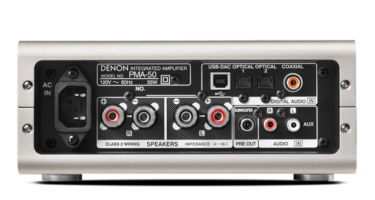 Denon PMA-50 Integrated Amplifier